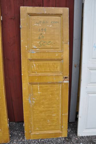 Dörr utan karm - #0
