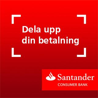 Dela upp Santander